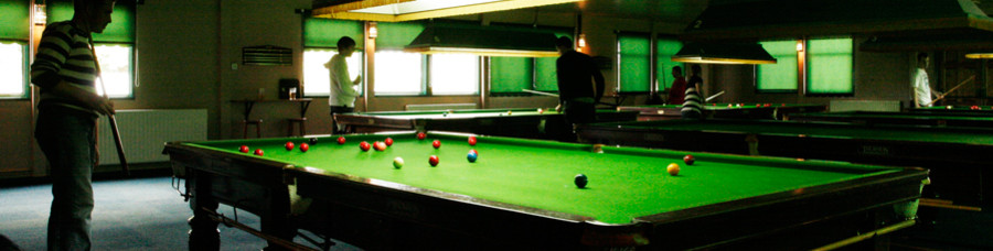 Bar and Snooker Hall